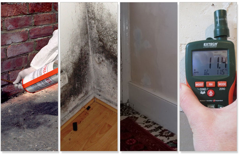 Damp Surveys and DampTreatment - Plymouth Devon | Rising Damp Treatments | Condensation Treatments | Damp Surveys Devon - Cornwall