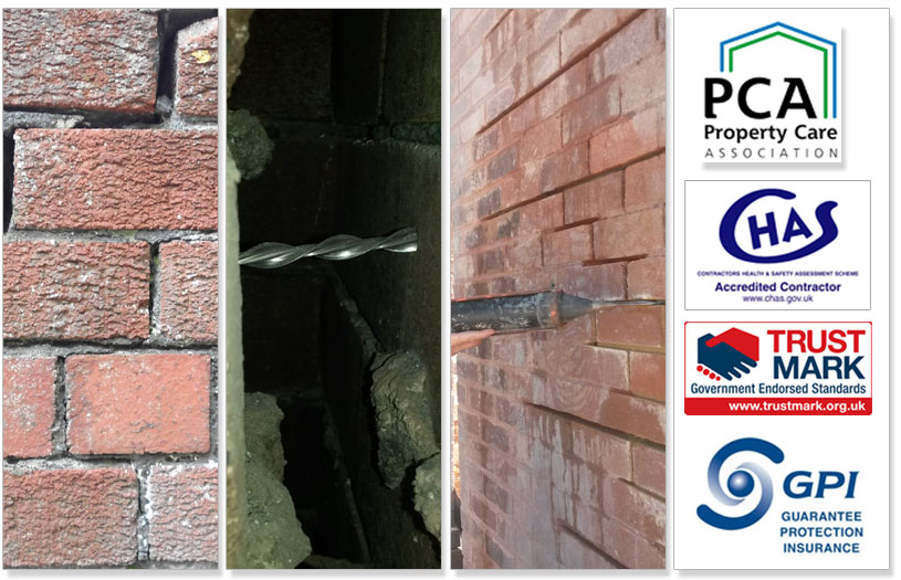 Wall Tie Replacement Plymouth Devon | Cavity Wall Tie Replacement Plymouth Devon | Wall Tie Replacement Survey Plymouth
